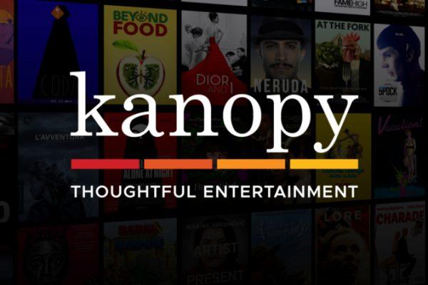 Brezplačna zbirka filmov Kanopy