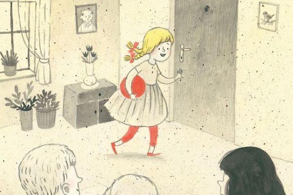Marta Bartolj finalistka na knjižnem sejmu v Bologni